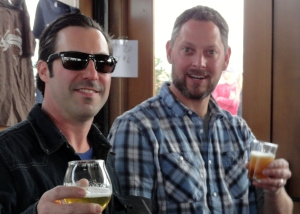 Dana Ball & Ben Brotman of Catskill Brewing