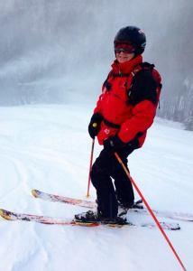 Walt Godshall of Montage Mountain Ski Patrol, PA