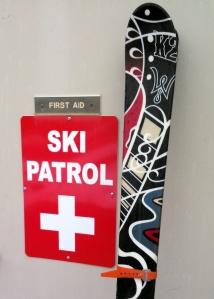 Hideout Patrol Door