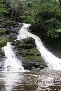 Top Falls and Pool